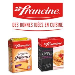 Bon de reduction FRANCINE